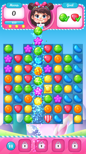 Android Candy Gum Screen 4