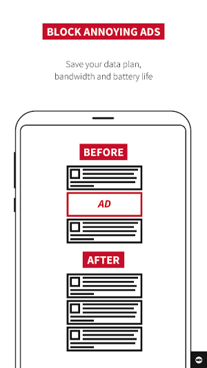 Adblock Plus for Samsung Internet - Browse safe. 1.2.1 Screen 10