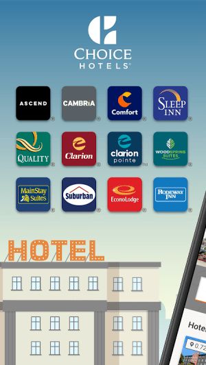 Choice Hotels 4.86.0 Screen 6