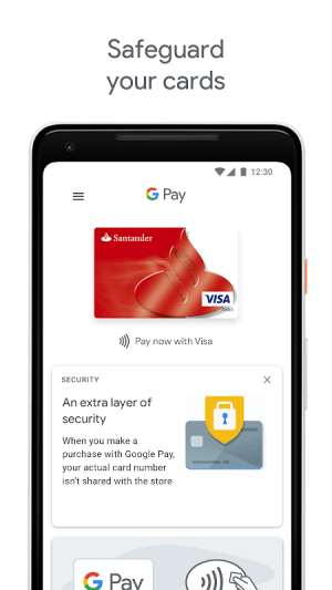 Android Google Pay Screen 8