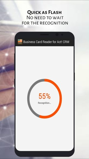 Act! CRM Business Card Reader 1.1.145c Screen 5