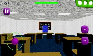 Android Baldi's Basics Math game in Education and learning 1.4 Screen 3