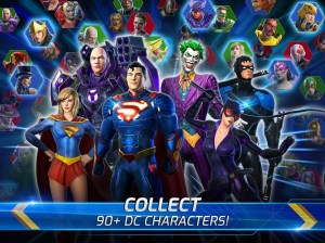 Android DC Legends: Fight Superheroes Screen 7