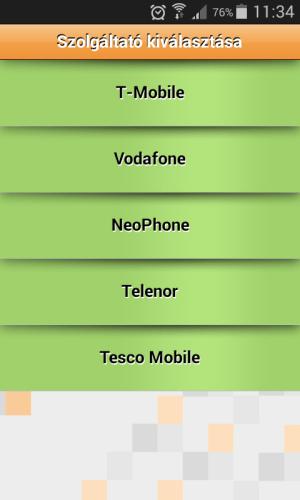 iCsekk mobil fizetés 19.2.12 Screen 5