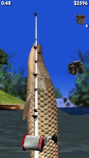 Big River Fishing 3D 1.01 Screen 3