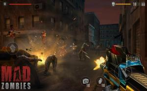 The Dead Uprising : MAD ZOMBIES 5.27.0 Screen 4