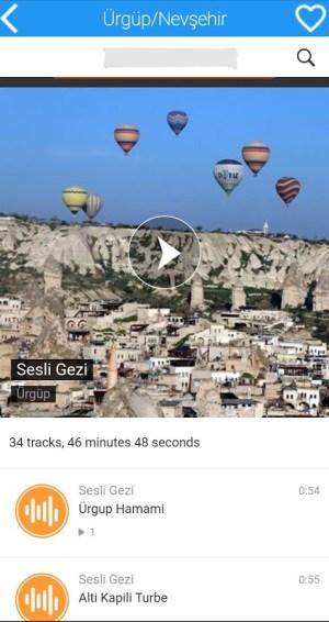 Sesli Türkiye Gezi Rehberi 4.0 Screen 1