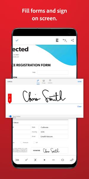 Adobe Acrobat Reader: PDF Viewer, Editor & Creator 20.4.0.13615 Screen 16