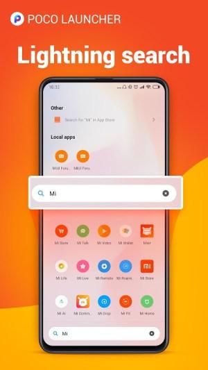 POCO Launcher 2.7.2.7 Screen 6