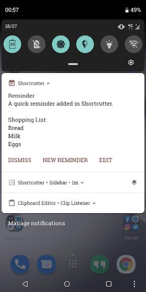 Shortcutter - Quick Settings, Shortcuts & Widgets 7.6.5 Screen 13