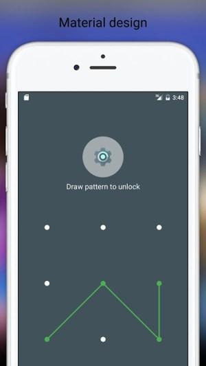 Fingerprint Pattern App Lock 4.79 Screen 4