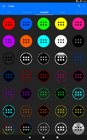 Android Pixel Icon Pack ✨Free✨ Screen 15