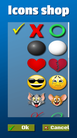 Tic Tac Toe AI - 5 in a row 2.0.3.66c Screen 3