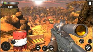 Special Ops Sniper Shooting: Counter Terrorist FPS 1.0 Screen 1