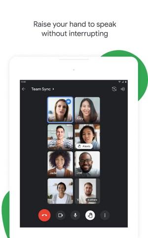 Google Meet – Secure video meetings 2021.09.11.396638105.Release Screen 9