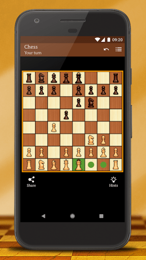 Chess 1.4.0 Screen 6
