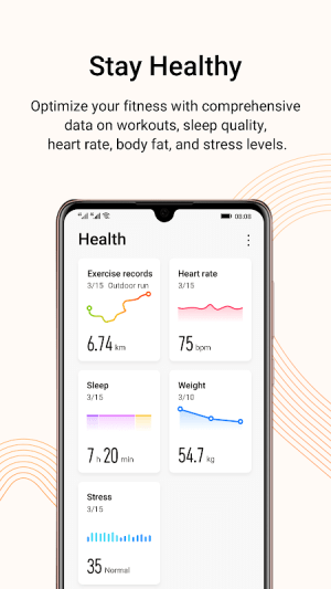 Huawei Health 10.0.1.521 Screen 3