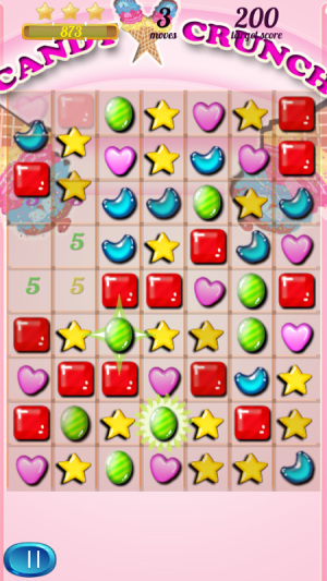 CandyCrunch Free 2.1 Screen 5