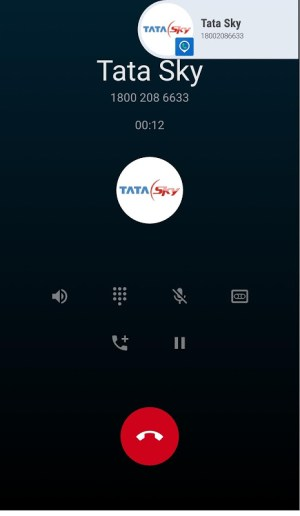 Android Phone 2 Location - Caller Id Screen 7