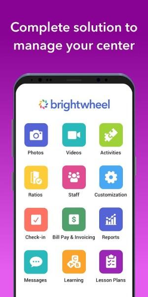 Android brightwheel: Preschool & Child Care Management App Screen 5