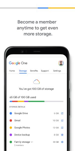 Android Google One Screen 1