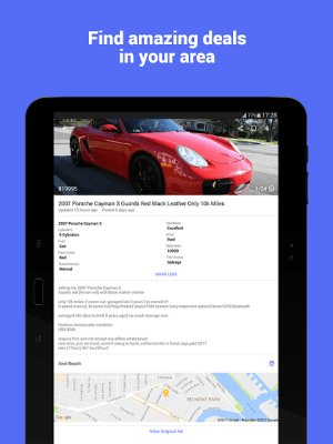 Android Daily Classifieds App Screen 10