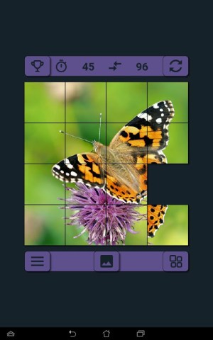 15 puzzle 2.1 Screen 3