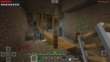 Minecraft: Pocket Edition Screen