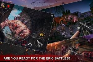 DEAD WARFARE: Zombie Shooting Games 2.13.42 Screen 5