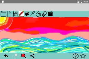 Paint and Notepad 4.4.1 Screen 5