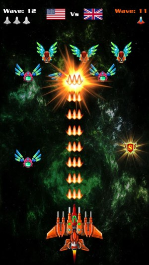 Android Galaxy Attack: Alien Shooter Screen 9