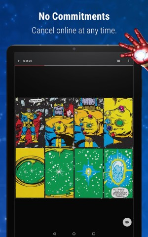 Marvel Unlimited 6.3.0 Screen 10