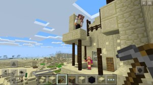 Minecraft: Pocket Edition 1.10.0.4 Screen 4