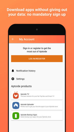 Aptoide 9.7.0.1 Screen 4