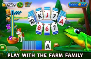 Solitaire Grand Harvest: Free Tripeaks Solitaire 1.73.0 Screen 1