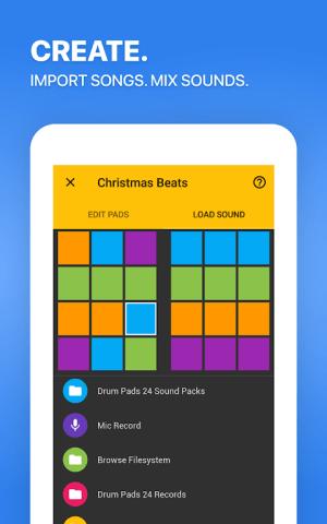 Drum Pads 24 - Music Maker 3.5.0 Screen 11