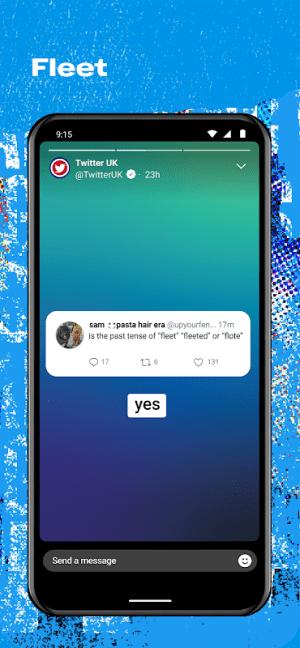 Twitter 8.73.0-release.00 Screen 6