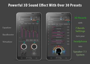 Shark3D Music Player 2.1 Screen 2