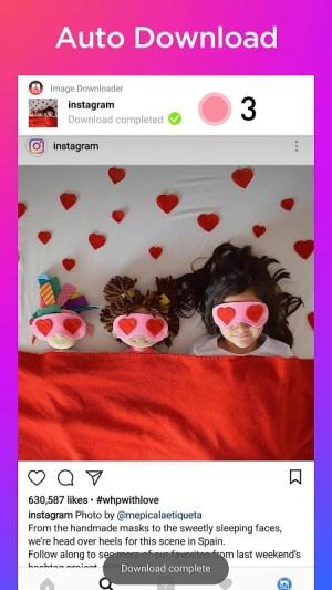 Download & Repost for Instagram - Image Downloader 2.8.1 Screen 3