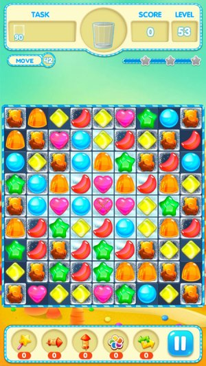 Android Candy Land Road Screen 4