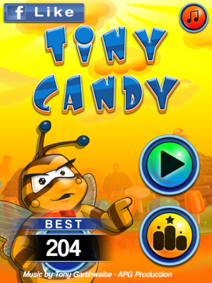 Android Tiny Candy Screen 3