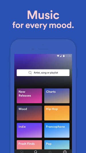 Spotify: Listen To New Music, Podcasts, And Songs 8.5.30.571 Screen 9