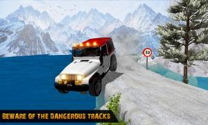 Android Offroad Jeep Driving Pro Master :uphill Jeep Drive Screen 3
