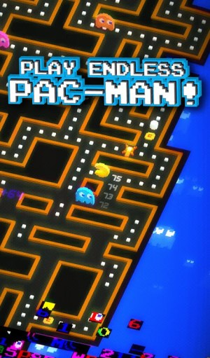 PAC-MAN256 2.0.2 Screen 3