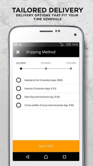 Online Fashion Shopping Zando 1.4.1 Screen 5