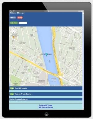 GPS Tracking Google Map 17.0.12 Screen 2