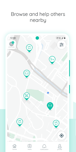 Outside - Post and Do Tasks! [Singapore Community] 2.9.50 Screen 3