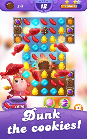 Candy Crush Friends Saga 1.15.8 Screen 8