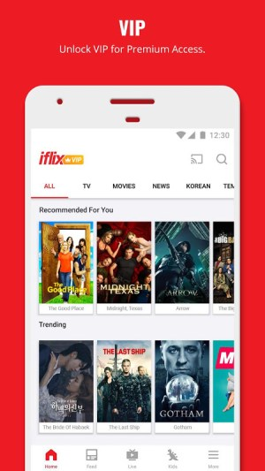 iflix 3.26.0-16428 Screen 3