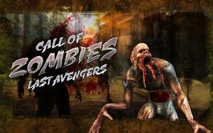Android Call of Zombies Last Avengers Screen 4